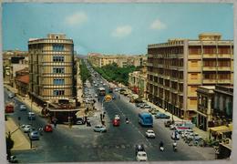 MESSINA - Viale San Martino - Distributore Benzina Shell, Auto, Cars, Bus   Vg S2 - Messina