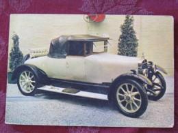 "Great Britain 1968 Postcard "" Arrol-Johnston 1920 Car - Museum Of Transport Glasgow "" Southport (resort  Slogan) To Engl - United Kingdom"