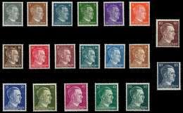 DEUTSCHES REICH 1941 Nr 781-798 Postfrisch S8A24BE - Allemagne