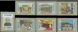 1976 Anni Death Of President Chiang Kai-shek Stamps CKS Mausoleum - Celebrations