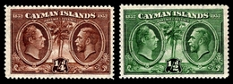1932 Cayman Islands (2) - Cayman Islands