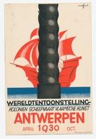 Wereldtentoonstelling 1930 - Kolonien Scheepvaart Vlaamsche Kunst - Marfurt - Antwerpen