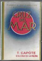 Cruz Del Mar  (T. Capote Sta Cruz De La Palma ) - Zigarrenetuis