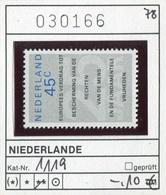 Niederlande - Nederland - Pays-Bas - Michel 1119 - ** Mnh Neuf Postfris - - 1949-1980 (Juliana)