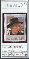 Mauritius - Michel 545 - ** Mnh Neuf Postfris - Diana - Mauritius (1968-...)