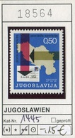 Jugoslawien - Yougoslavie - Jugoslavija - Michel 1445 - ** Mnh Neuf Postfris - - 1945-1992 Sozialistische Föderative Republik Jugoslawien