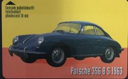Paco \ FINLANDIA \ TTL-D-359C \ Porsche 356 BS 1963 \ Usata - Finlandia