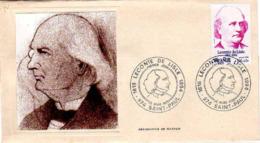 France Fdc Thiaude Yv:1988 Mi:2079 Leconte De Lisle Saint-Paul 29-3-88 - FDC