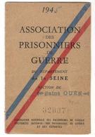 15021 - P.G. DE LA SEINE - Marcophilie (Lettres)