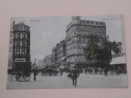 Boulevard Du NORD ( Grand Bazar - Rue Neuve / N° 3749a ) Anno 1909 ( Zie/voir Foto ) ! - Avenues, Boulevards