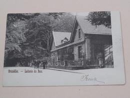 Laiterie Du BOIS - Café - Glacier () Anno 190? ( Zie/voir Foto ) ! - Cafés, Hôtels, Restaurants