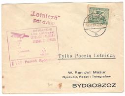 15025 - POZNAN BYDGOSZOZ 29 - Luftpost