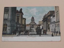 Rue De La Régence () Anno 1911 ( Zie/voir Foto ) ! - Avenues, Boulevards