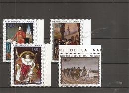 Napoléon ( PA 100/103 XXX -MNh- Du Niger ) - Napoleone