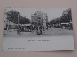 Place ANNEESSENS ( N° 3027 - Hoffmann ) Anno 1904 ( Zie/voir Foto ) ! - Places, Squares