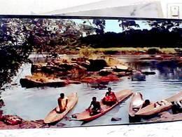ANGOLA AFRIQUE EN COULEURS  WOMEN WASHER   DONNE  LAVANDAIE LAVANDIERES   V1974  HB8479 - Angola