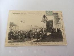 BP - 1600 - ETEIGNIERES - L'Inventaire Du 5 Mars 1906- - France