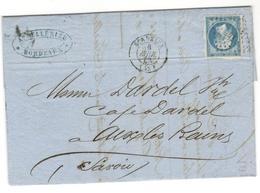 15034 - VINS & SPIRITUEUX - 1849-1876: Période Classique