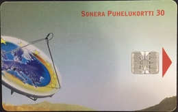 Paco \ FINLANDIA \ FI-SON-D-0202 \ Eu, The Finnish Presidency - 30 \ Usata - Finlandia