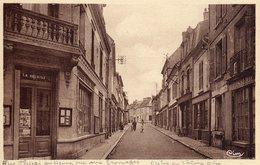 DPT 60 CREPY EN VALOIS La Rue Thiers - Crepy En Valois