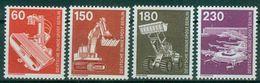 Berlin 1978 / MiNr.   582 - 586  ** / MNH   (r934) - Ongebruikt