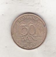 Romania 50 Bani 2017 , European Union - Roumanie
