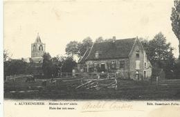 Alveringhem Maison Du XVI Siècle   (522) - Alveringem