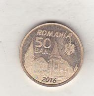Romania 50 Bani 2016 , Iancu De Hunedoara - Roumanie