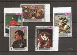 Napoléon ( 854/858 XXX -MNH- Du Royaume Du  Y-émen)) - Napoleon