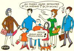 Mai 1981 Pétition Au Président De La République La Retraite - Parteien & Wahlen