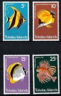Tokelau Nº 45/48 En Nuevo - Tokelau