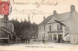 BUNO BONNEVAUX - La Place - Théatre-Concert - Tabac Loiseau, Animée - Unclassified