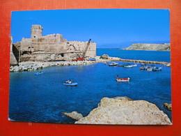 Le Castella.Il Castello Aragonese - Crotone