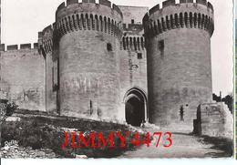 CPM Dentelées - Les Tours Jumelles Du Fort St- André - VILLENEUVE LES AVIGNON 30 Gard - Edit. RELLA - Scans Recto-Verso - Villeneuve-lès-Avignon