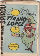 Rare Mini Bibliothèque Spirou N°87 - Spirou Magazine