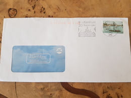 Germany Deutschland   Hannover Cover Sent To Lithuania 2017 River - Briefe U. Dokumente