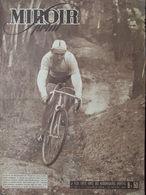 Revue Miroir Sprint N°40 (25 Fév 1947) Chpt De France De Cyclo Cross - Report France-Angleterre - 1900 - 1949