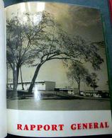 GUYANE BAUXITE DE KAW DOSSIER DE PROSPECTION ET  D'EXPLOITATION TROIS IMPORTANTS DOCUMENTS AVEC CARTES ET GRAVURES 1955 - Livres, BD, Revues