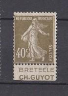 FRANCE  N° 193 Oblitéré Avec Bandelette  Cote 4.60 Euros - Frankreich