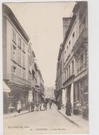 CARTE POSTALE   CHARTRES 28  La Rue Marceau - Chartres
