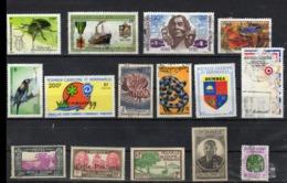 Bon Lot  De 15 TIMBRES DE NOUVELLE CALÉDONIE - Neukaledonien