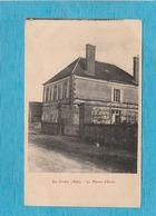 Les Croûtes. - La Maison D'École. - Other Municipalities
