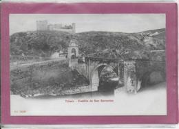 TOLEDO .- Castillo De San Servantes - Toledo