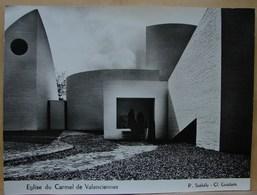 Photo. 14. Eglise Du Carmel De Valenciennes. - Lieux