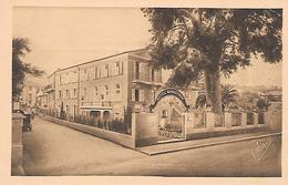 MENTON  ( 06 ) - Hôtel Banastron - Menton