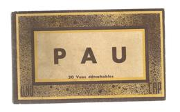 Cp , 64 , PAU , Ed. Cap, Carnet De 19 Cartes Postales - Pau