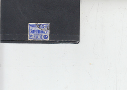 PERU  1938 - Yvert  359 - Archeologia - Perù