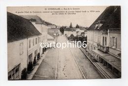 - CPA CHAROLLES (71) - Rue De La Grenette - Photo-Edition P. Charvet N° 26 - - Charolles