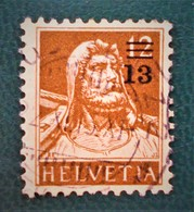 GUILLAUME TELL 1914 - OBLITERE - YT 147 - Used Stamps