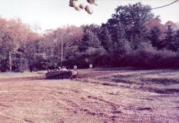 501 RCC - Poigny La Foret 1977 - VTT AMX 13 (2) - Documents